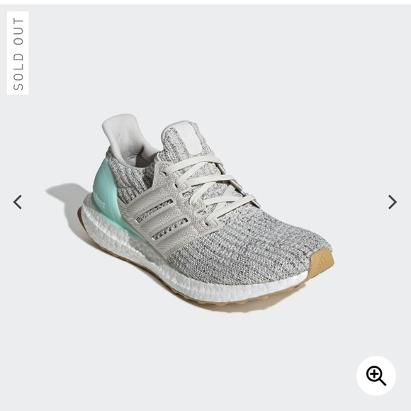 Adidas Ultraboost 4.0 Carbon/Mint/White